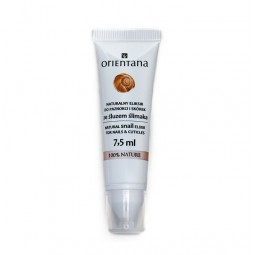 Orientana Naturalny eliksir do skórek i paznokci ze śluzem ślimaka. 8 ml.