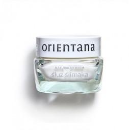 Orientana Naturalny krem do twarzy ze Śluzem Ślimaka. 50 ml.
