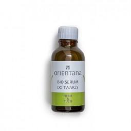 Orientana BIO serum do twarzy Neem i Tulsi. 30 ml.