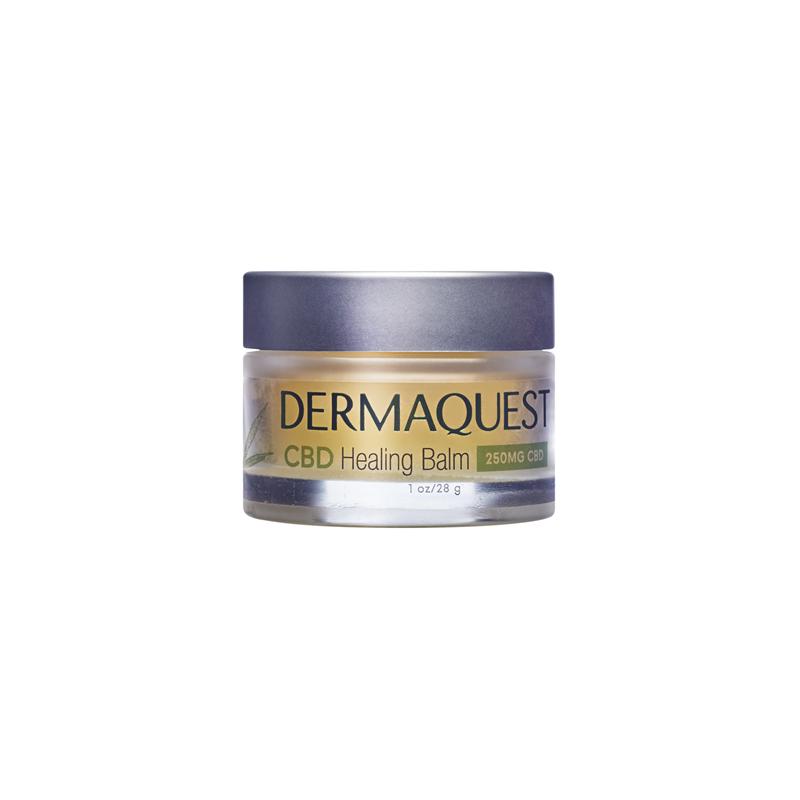 Dermaquest CBD Healing Balm. CBD Suplementacyjny balsam gojący. 28 g.
