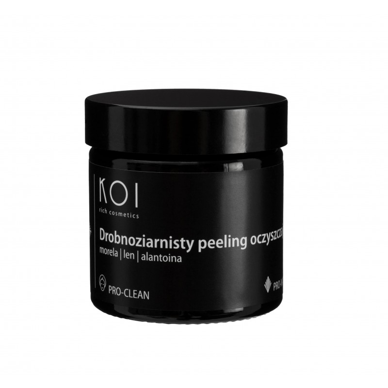 KOI cosmetics Peeling drobnoziarnisty. 60 ml.