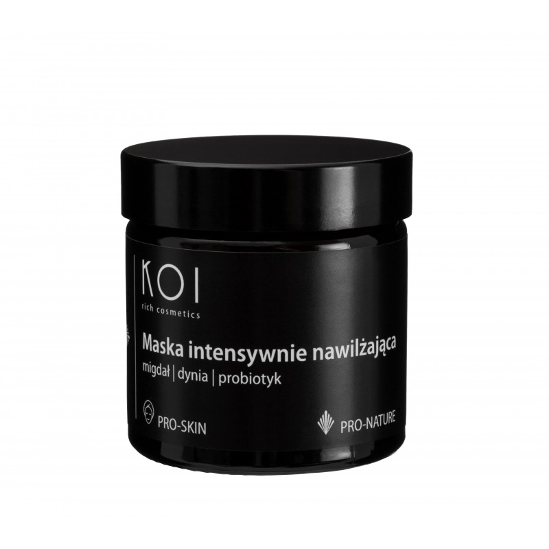 KOI cosmetics Maska intensywnie nawilżająca. 60 ml.