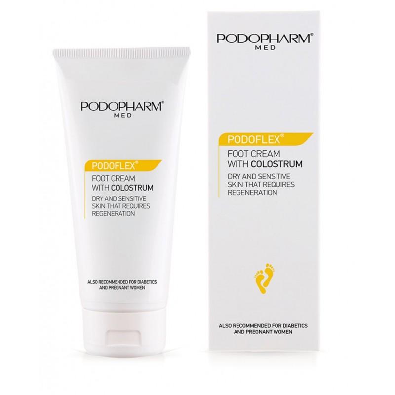 Podopharm med. Podoflex foot cream with colostrum krem do stóp z colostrum 75ml