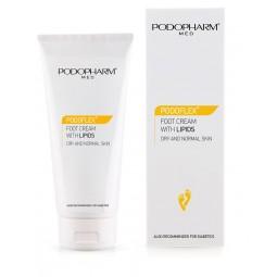 Podopharm med. Podoflex foot cream with lipids krem do stóp z lipidami 75ml