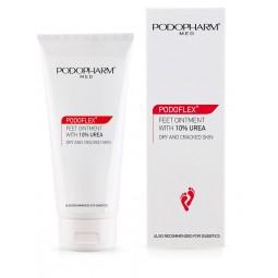 Podopharm med. Podoflex feet ointment with 10% urea maść do stóp z mocznikiem 10% 75ml