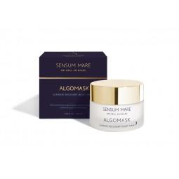 Sensum Mare ALGOMASK Hydrostabilizująca i  regeneracyjna maska nocna. 50 ml.