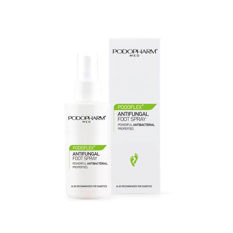Podopharm PODOFLEX Przeciwgrzybiczny spray do stóp 100 ml