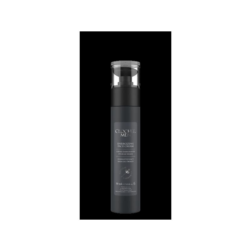 Clochee energizing face cream for men krem energetyzujący dla mężczyzn 50ml
