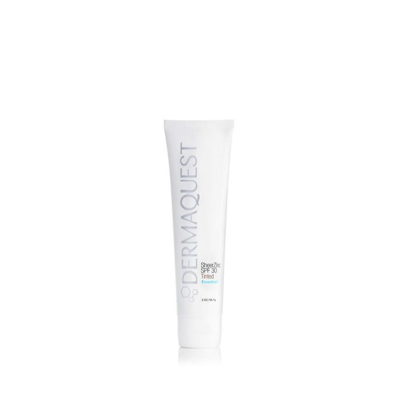 Dermaquest SheerZinc SPF 30 Tinted-Nude. Terapeutyczny krem BB z cynkiem SPF 30. 57 ml.