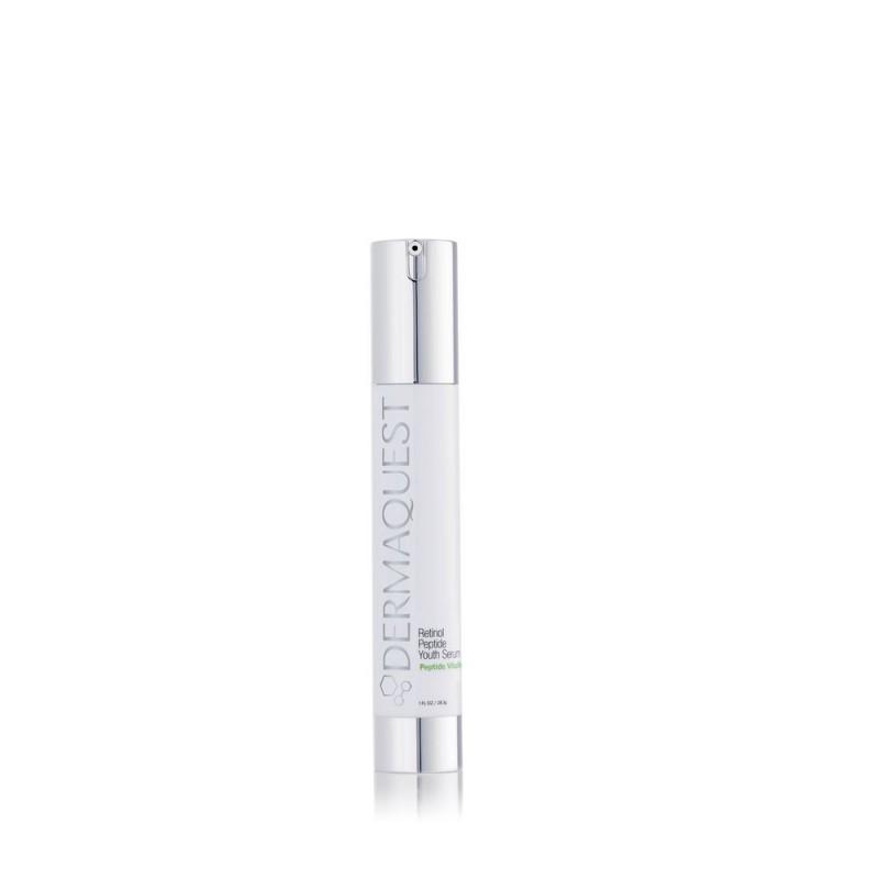 Dermaquest Retinol Peptide Youth Serum. Peptydowe serum ujędrniające z [4%] czystym retinolem. 30 ml.