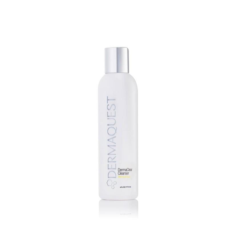 Dermaquest DermaClear Cleanser. Antybakteryjny i enzymatyczny żel do mycia skóry z kwasem migdałowym. 177 ml.