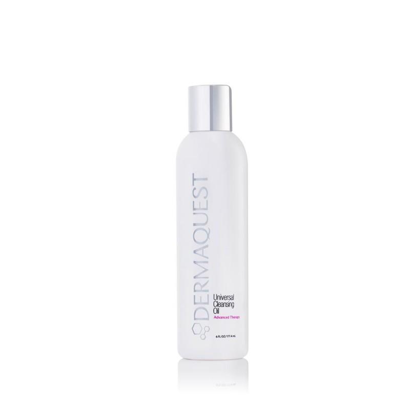 Dermaquest Universal Cleansing Oil. Terapeutyczny olejek myjący do twarzy i oczu. 177 ml.
