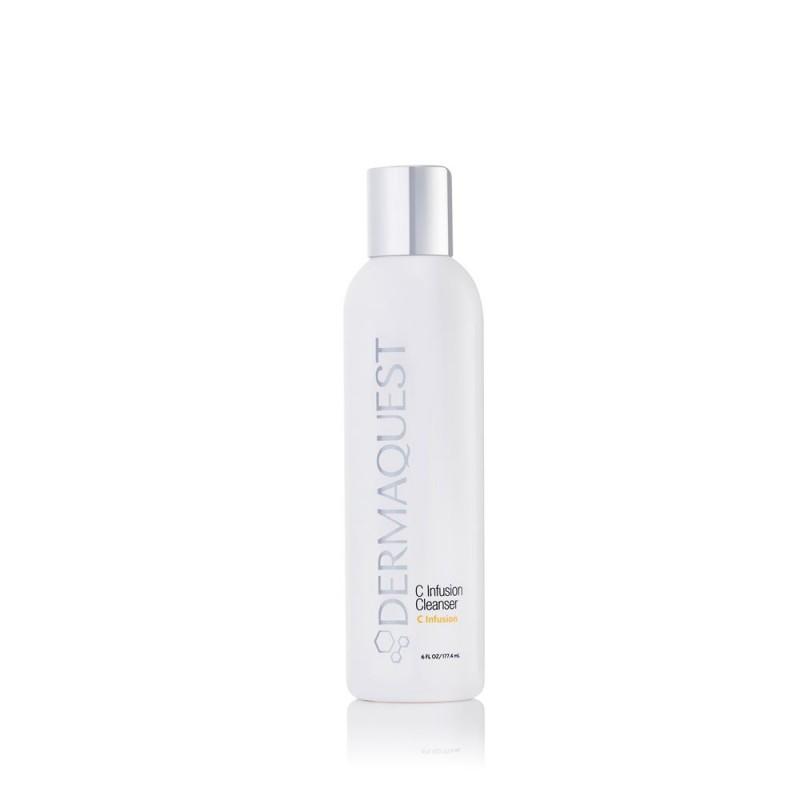 Dermaquest C Infusion Cleanser. Wzmacniający żel do mycia z kwasem alfa-liponowym i witaminą C. 177 ml.