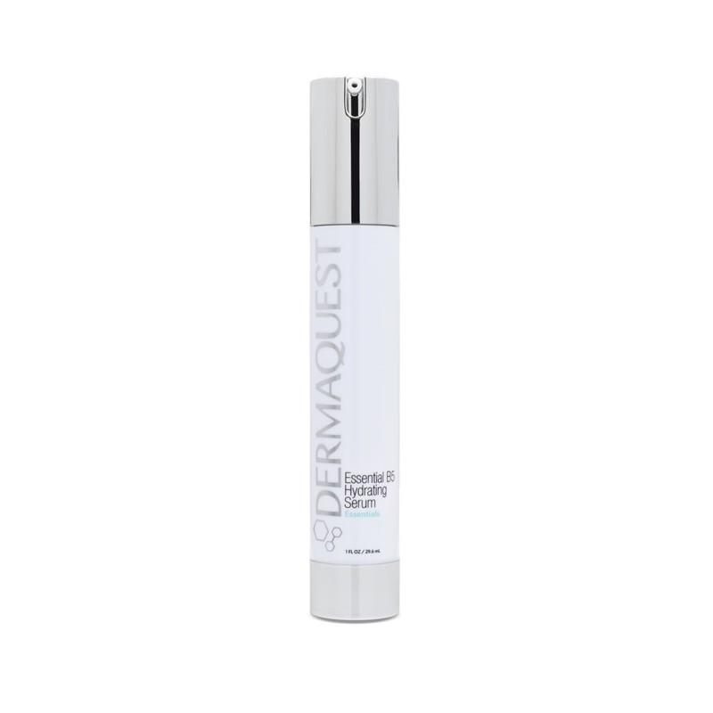 Dermaquest Essential B5 Hydrating Serum. Serum wygładzające z kwasem hialuronowym, prowitaminą B5 i kwasem ferulowym. 30 ml.
