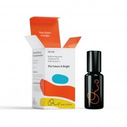 Oio Lab The Future Is Bright. Kuracja Rozjaśniająca Z Witaminą C Do Twarzy – wersja mini. 10 ml.