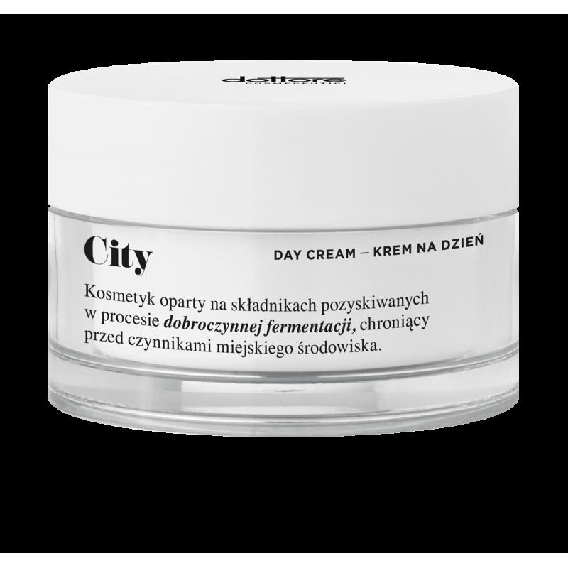 Dottore CITY DAY CREAM. Krem chroniący przed czynnikami miejskiego środowiska. 50 ml.